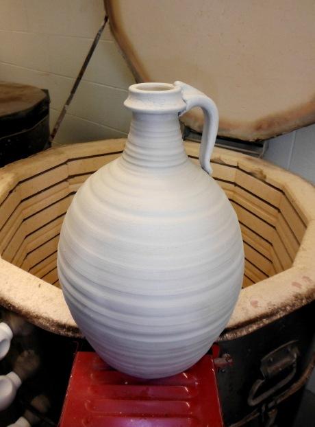 Owens class demo: big jug