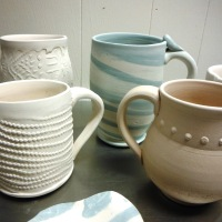 Make 22: mug demos for my guild class.