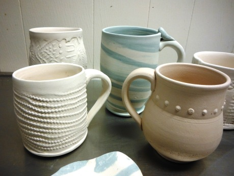 Make 22: mug demos for my guild class.